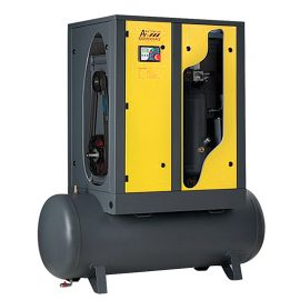 SPRĘŻARKA ŚRUBOWA COMPRAG AR07-500 7.5KW 1 100 L/MIN 8 – 13 BAR 500L