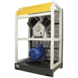 zespół sprężarkowy, sprzężarka powietrza, sprężarka, kompresor olejowy