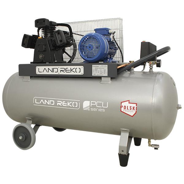 Kompresor tłokowy PCU 200-590 400V Land Reko